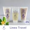 Linea Travel Cosmetici al latte d'asina con profumazione al fiore di Tamanù